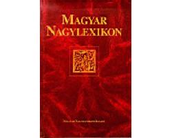 Magyar Nagylexikon 13. MER-NYK 1100Ft Antikvár könyvek