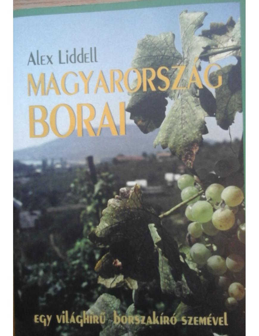 Magyarország borai - egy világhírű borszakíró szemével 590Ft Antikvár könyvek