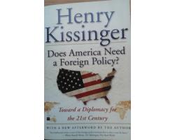 Does America need a foreign policy? 590Ft Antikvár könyvek