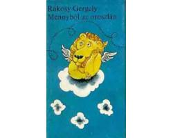 Rákosy Gergely: Mennyből az oroszlán 590Ft Antikvár könyvek