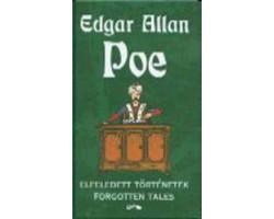 E.A.Poe: Elfeledett történetek 890Ft Antikvár könyvek