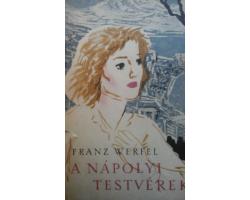 Franz Werfel: A nápolyi testvérek 590Ft Antikvár könyvek