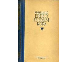 Erdély fejedelmi kora 590Ft Antikvár könyvek