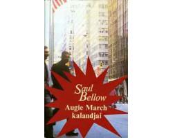 Augie March kalandjai 590Ft Antikvár könyvek