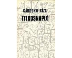 Gárdonyi Géza: Titkosnapló 590Ft Antikvár könyvek
