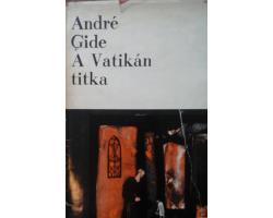 André Gide: A Vatikán titka 590Ft Antikvár könyvek