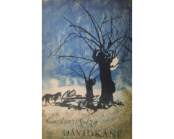 Gárdonyi Géza: Dávidkáné 590Ft Antikvár könyvek