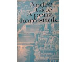 André Gide: A pénzhamisítók 590Ft Antikvár könyvek