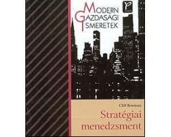 Stratégiai menedzsment 1990Ft Közgazdaságtan, pénzügy