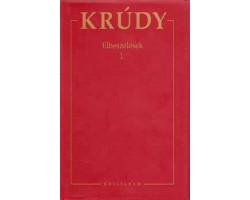 Krúdy Gyula: Elbeszélések 1. 590Ft Antikvár könyvek