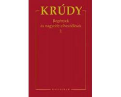 Krúdy Gyula: Elbeszélések 2. 590Ft Antikvár könyvek