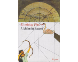 Esterházy Péter: A kitömött hattyú 590Ft Antikvár könyvek