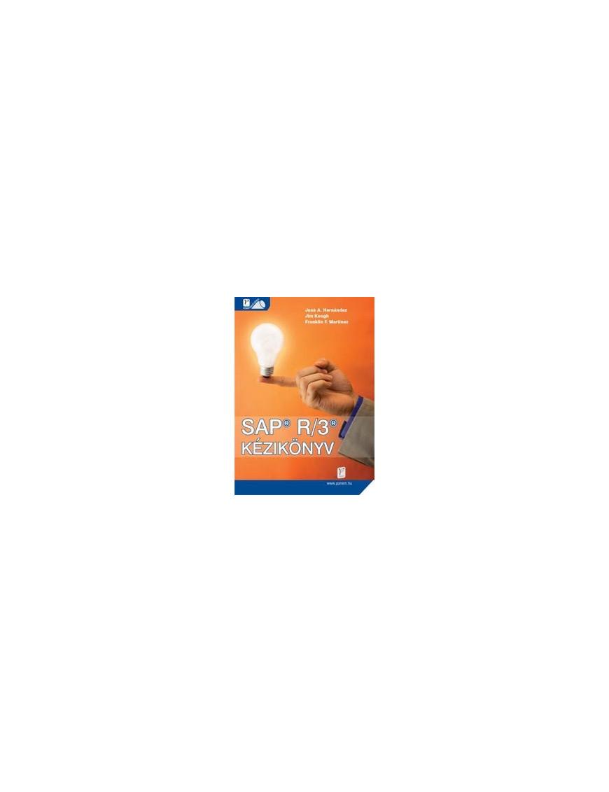 SAP R/3 kézikönyv 6900Ft Informatika