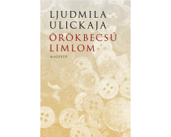 Ljudmila Ulickaja: Örökbecsű liliom 1490Ft Antikvár könyvek