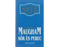 Sommerset Maugham: Sör és perec 590Ft Antikvár könyvek
