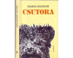 Márai Sándor: Csutora 590Ft Antikvár könyvek