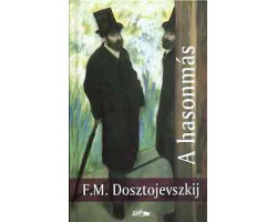 Dosztojevszkij: A hasonmás 590Ft Antikvár könyvek