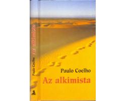 Paulo Coelho: Az alkimista 590Ft Antikvár könyvek