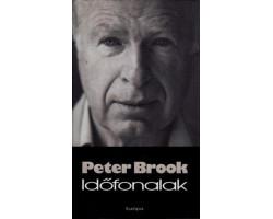 Peter Brook: Időfonalak 590Ft Antikvár könyvek
