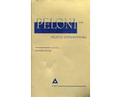 Peloni, avagy Pilátus testamentuma 590Ft Antikvár könyvek