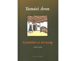 Tamási Áron: Gondolat és árvaság - Publicisztikák 790Ft Antikvár könyvek