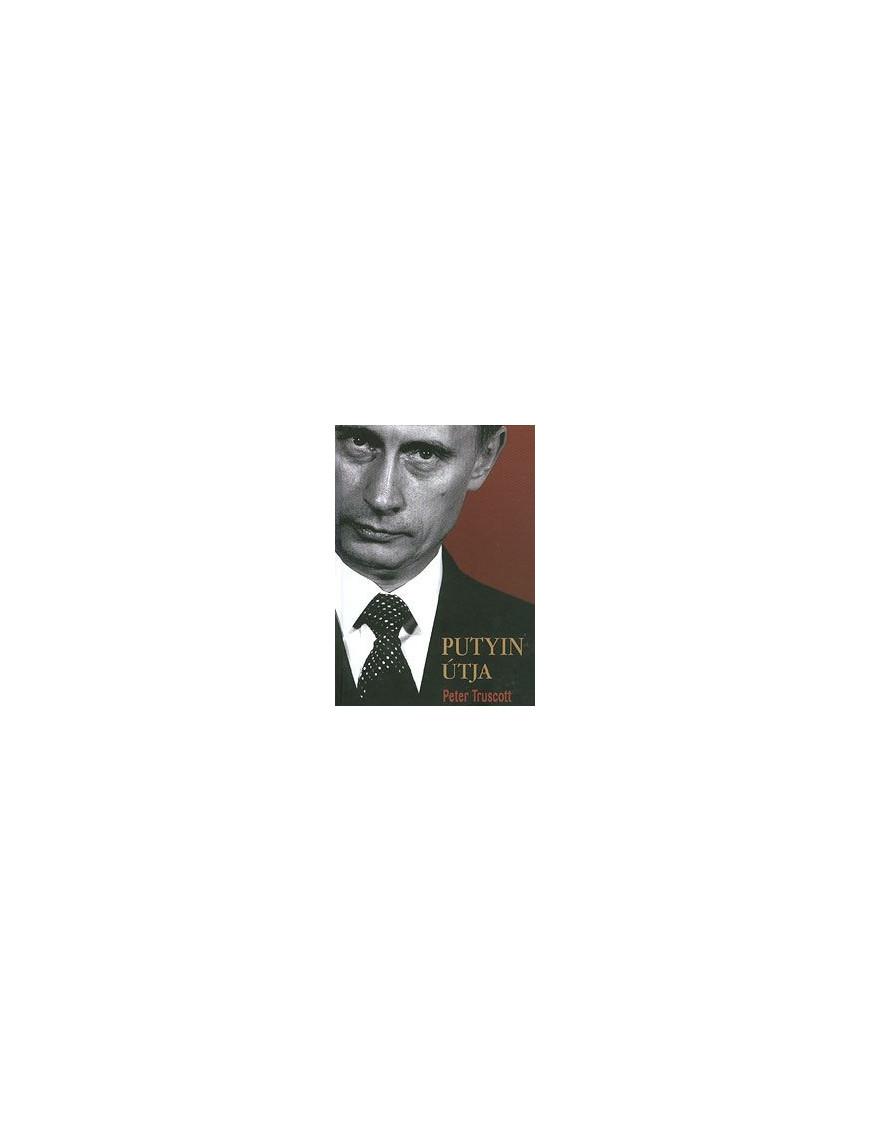 Putyin útja 1790Ft Antikvár könyvek